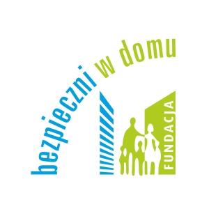 Logo Fundacji BEZPIECZNI W DOMU